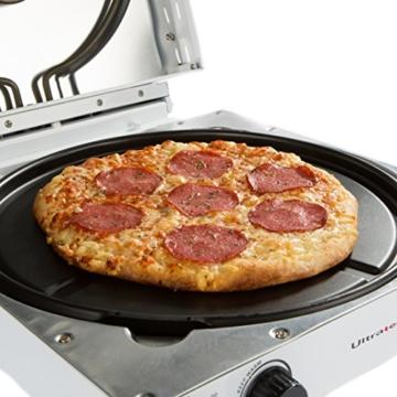 Ultratec Pizza Box - Pizzaofen in Pizzakarton Form - professionelle  Ergebnisse  ohne Vorheizen -
