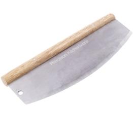 Pizzamesser - Wiegemesser - Pizzaschneider - 35cm - 10 Jahre Garantie! - Precision Kitchenware -